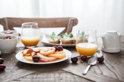 Een gezond ontbijt of lunch bij u op kantoor!