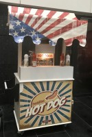 Hotdogkraam huren