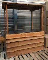 Nieuw! Winterkraam/houtenkraam kopen (160x80cm)