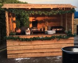 Gebruikt! Winterhuisje/winterhut kopen (300x200cm)